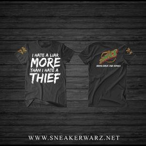 Other - Sneaker Warz clothing brand custom T-shirt #Sonics